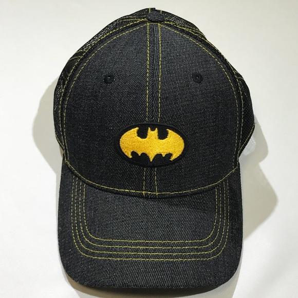 33efed9af Batman Hat DC Comics Six Flags Entertainment Corp.